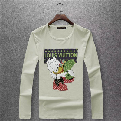 Lv t-shirt(long)-M-213
