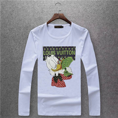 Lv t-shirt(long)-M-215