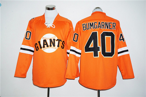 MLB Long Jerseys-063