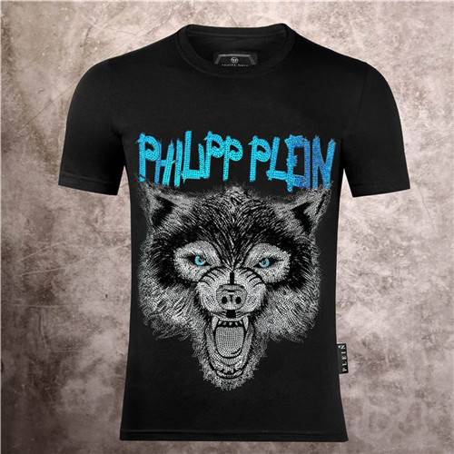 PhilippPlein Round neck T-shirt-M-100