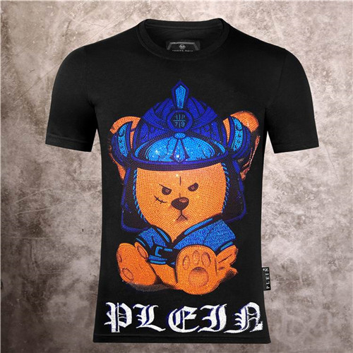 PhilippPlein Round neck T-shirt-M-106