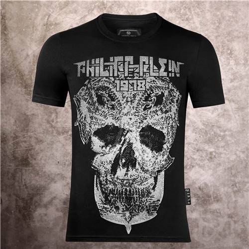 PhilippPlein Round neck T-shirt-M-107