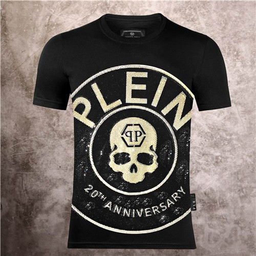 PhilippPlein Round neck T-shirt-M-108