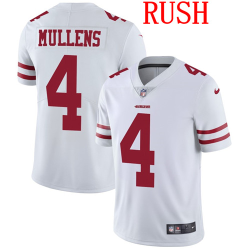 San Francisco 49ers Limited Jersey-268