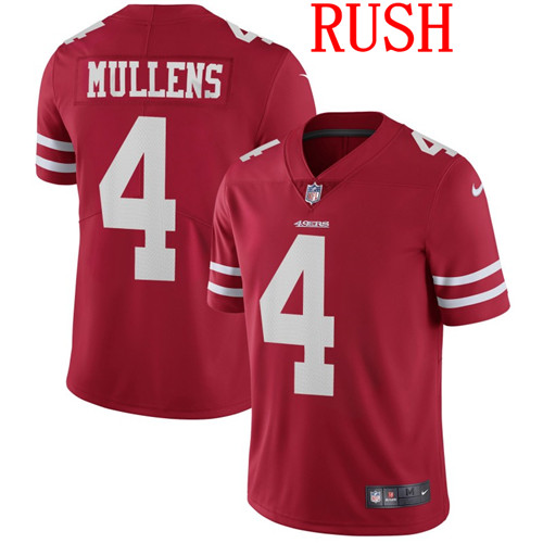 San Francisco 49ers Limited Jersey-270