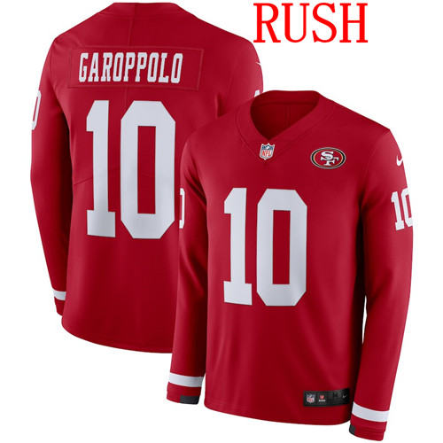 San Francisco 49ers Limited Jersey-271