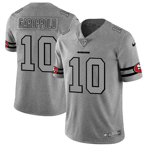 San Francisco 49ers Limited Jersey-378