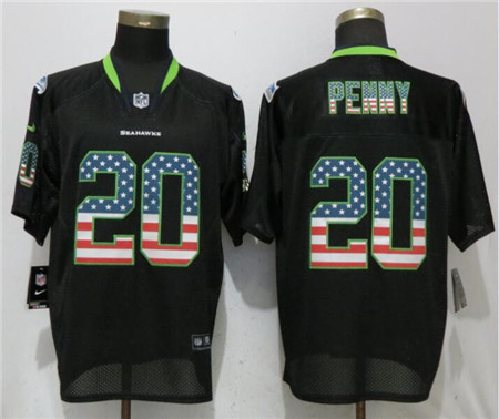 Seattle Seahawks Elite Jersey-231