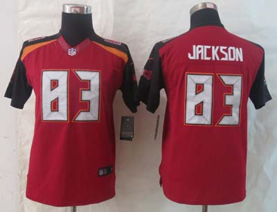 Tampa Bay Buccaneers Youth Jersey-011