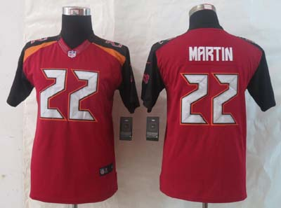 Tampa Bay Buccaneers Youth Jersey-012