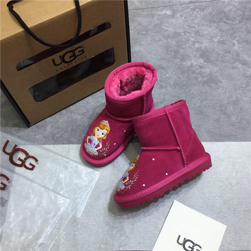 UGG Boots(Kids)-018